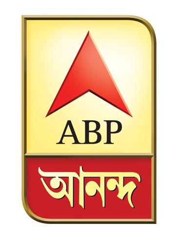 """Star Ananda logo 印度三家""""Star""""电视频道改名""""ABP""""换新Logo"""
