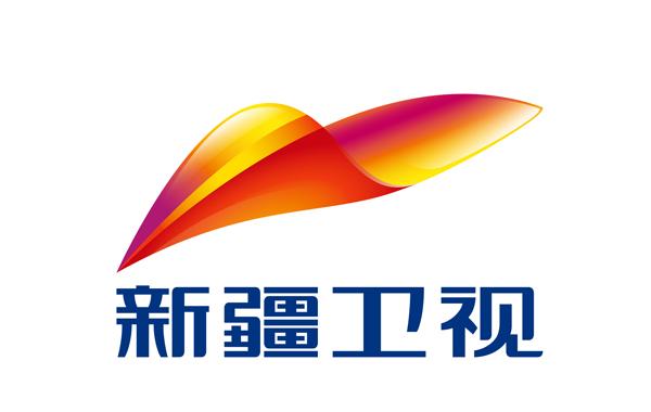 xjtvs new logo 新疆卫视全新改版 启用新台标