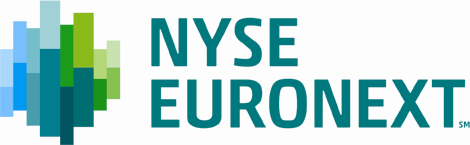 NYSE Euronext logo 2012 纽约 泛欧交易所集团(NYSE Euronext)启用新品牌标识