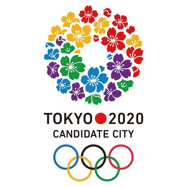 tokyo2020 bid logo 2020奥运申办淘汰2城市,东京马德里等3城Logo升级