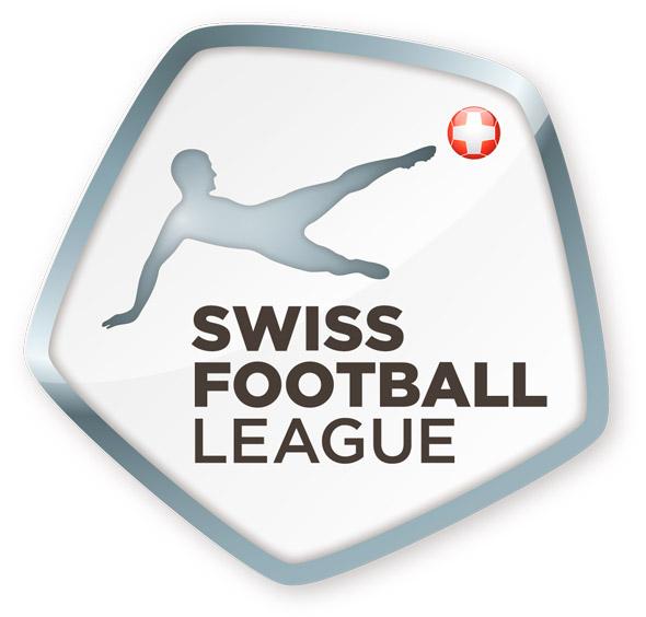 瑞士足球联赛新Logo