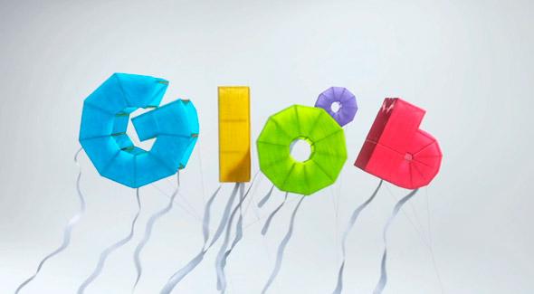 巴西Gloob儿童电视频道新Logo