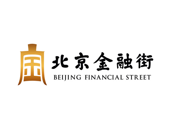 "beijing financial street logo 北京金融街发布""金""字标识"