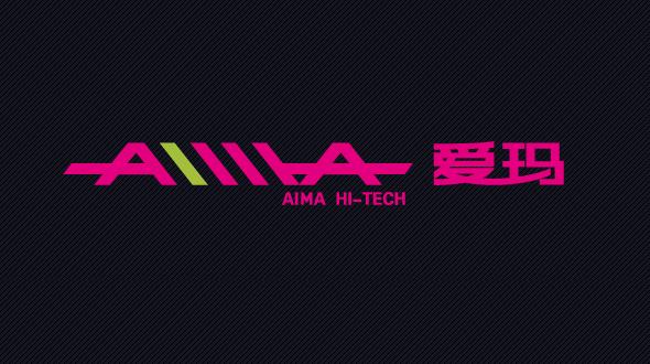 爱玛电动车新logo