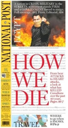 National Post(加拿大)
