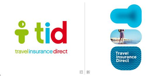 travel insurance direct log 澳大利亚旅游保险公司Travel Insurance Direct新Logo
