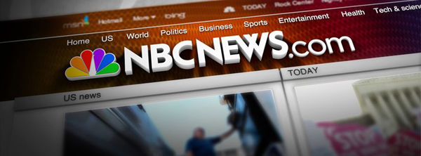 nbcnews cover logo 微软与NBC合作结束 MSNBC网站更名换标