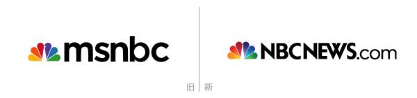 MSNBC NBCNEWS 微软与NBC合作结束 MSNBC网站更名换标