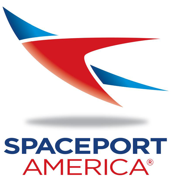 spaceport america logo detail 美国航天港新Logo