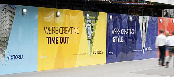 victoria application 021 伦敦市中心的维多利亚区品牌形象设计
