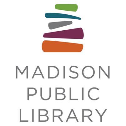 Madison Public Library logo 美国威斯康星州麦迪逊公共图书馆新Logo