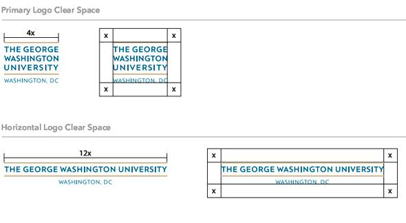 美国乔治华盛顿大学新Logo