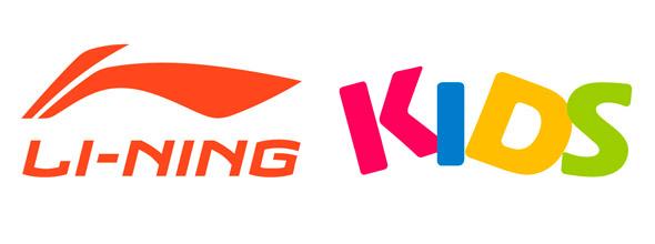 李宁童装新Logo