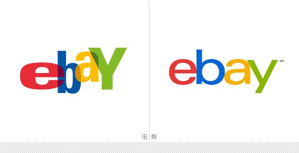 eBay新Logo