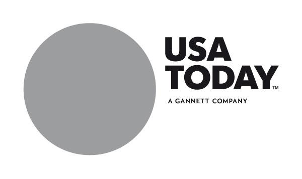 usa today logo grey 美国第二大报纸《今日美国》报(USA Today)换新Logo