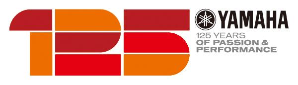 yamaha 125th logo Neville Brody设计:雅马哈创立125年纪念Logo