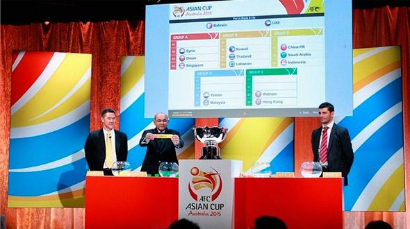 2015年亚洲杯足球赛Logo揭晓