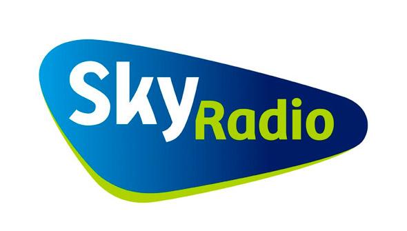 荷兰Sky Radio音乐电台新Logo