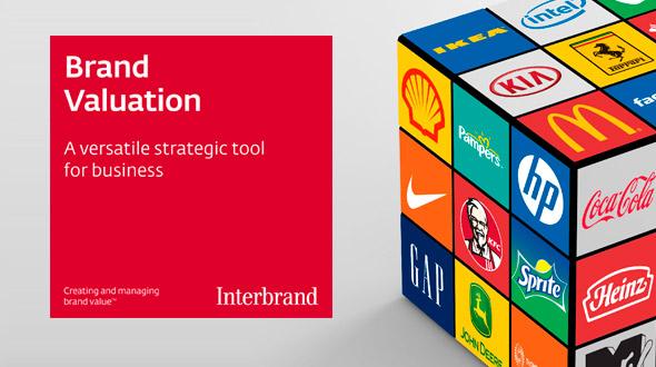2012年Interbrand全球最佳品牌100强排行榜