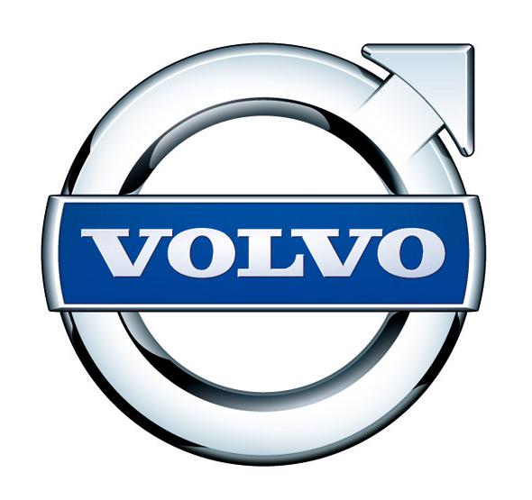 沃尔沃(volvo)更新Logo