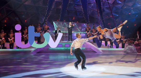 英国独立电视台(ITV)新Logo被指像性玩具