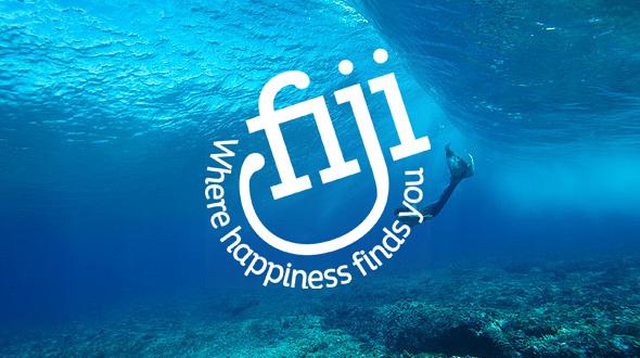 斐济发布全新的旅游LOGO