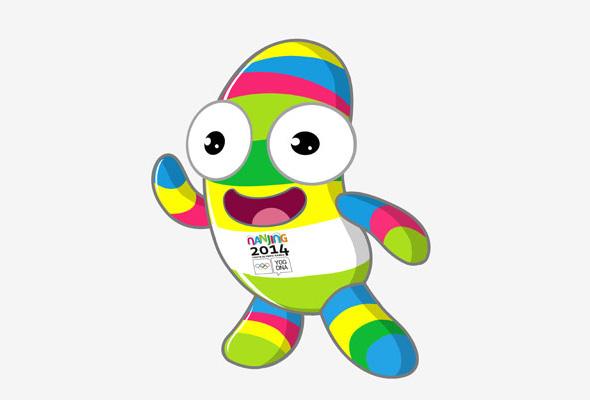 2014南京青奥会吉祥物发布