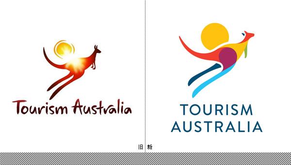 澳大利亚旅游局推出新LOGO