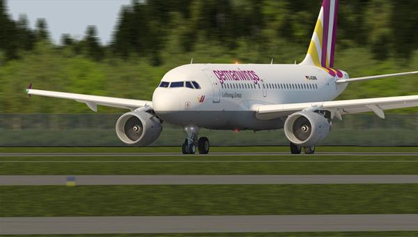 廉价航空公司 德国之翼(Germanwings)新LOGO
