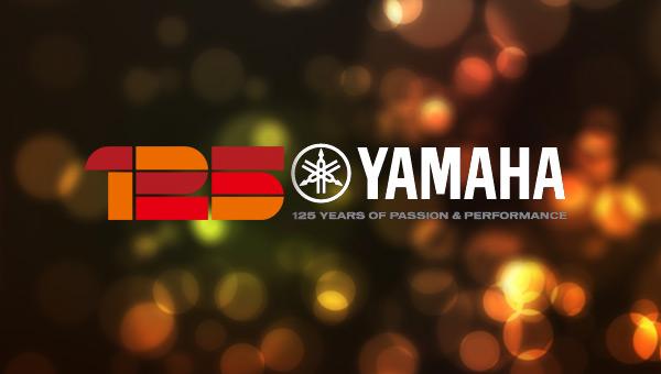 雅马哈(Yamaha)125周年纪念LOGO