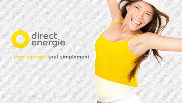 法国电力独立供应商Direct Energie启用新LOGO