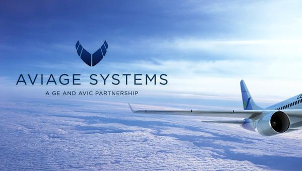 昂际航电(AVIAGE SYSTEMS)品牌标志发布