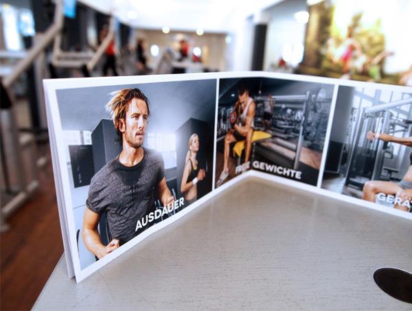 德国McFit健身连锁中心新LOGO