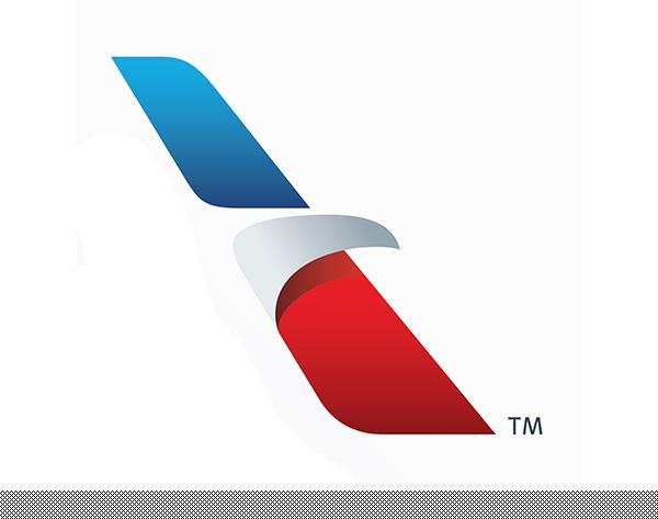 美��航空公司(American Airlines)�⒂眯�LOGO