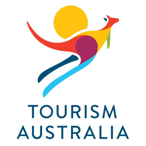 new TourismAustralia Logo1 澳大利亚推出新旅游品牌标识