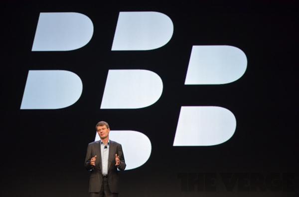 "blackberry logo 4 黑莓手机制造商RIM公司正式改名为""黑莓"""