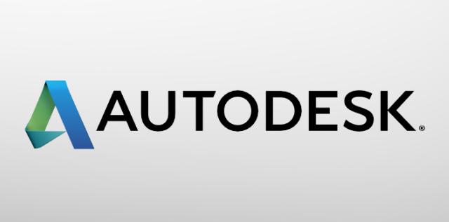 autodesk new Logo 著名设计软件提供商Autodesk(欧特克)启用新Logo