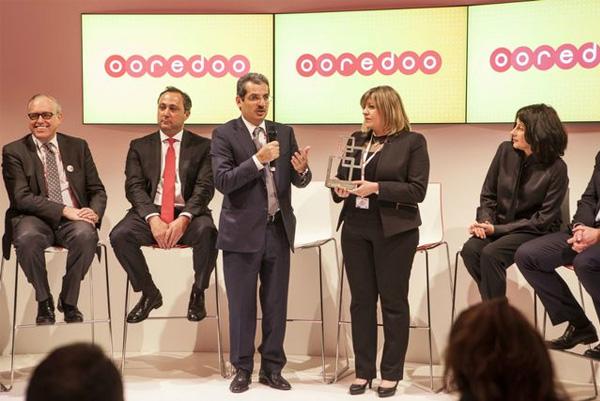 """卡塔尔QTEL电信公司更名""""Ooredoo""""并启用新LOGO"""