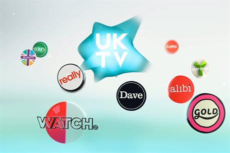 uktv new logo 3 英国UKTV电视台发布新Logo
