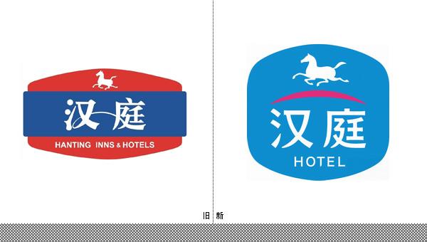 汉庭酒店新logo
