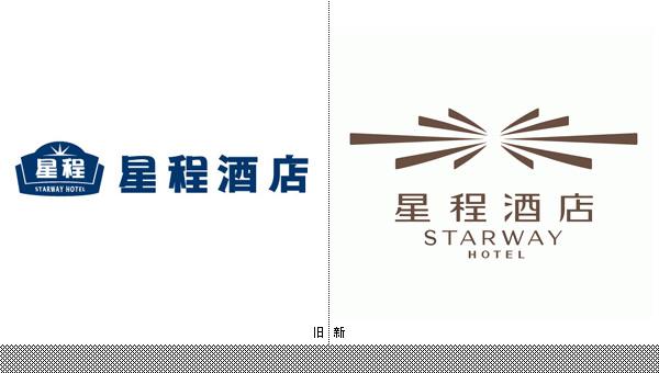 星程酒店新logo