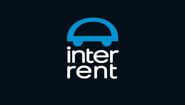 法��低成本汽�租�U品牌InterRent形象�O�