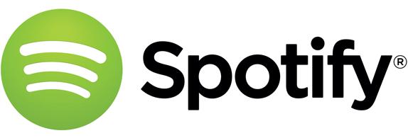 spotify new logo 1 在线音乐试听平台Spotify新Logo