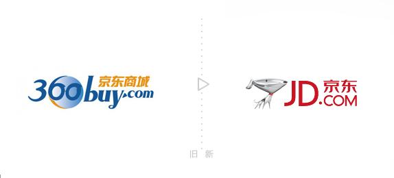 jd new logo 5 京东商城新域名JD.COM及新LOGO正式上线