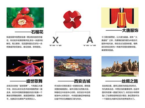 xabc logo 2 西安广播电视台新台标意见征集