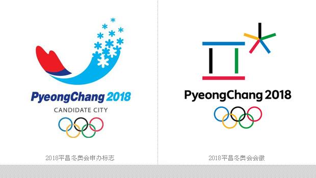 2018年平昌冬奥会会徽正式发布图片