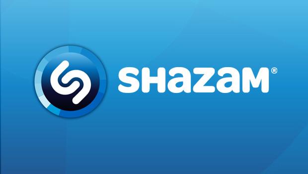 音乐识别软件Shazam启用新LOGO