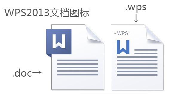 wps new logo 7 全新WPS 2013启用全新Logo