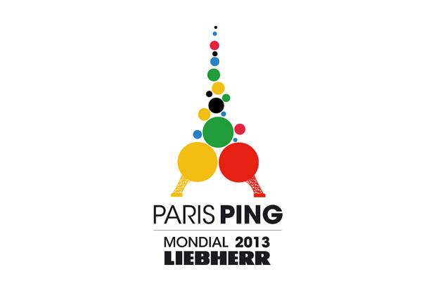 2013年世界乒乓球锦标赛LOGO