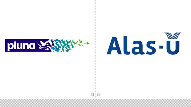 乌拉圭Alas-U航空公司新LOGO